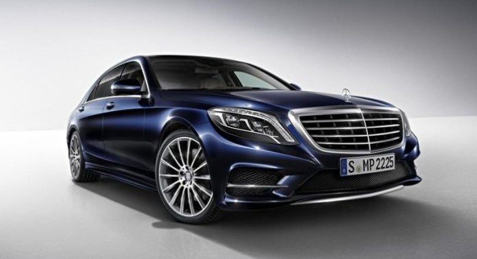 Mercedes S-Class 2014 AMG Package (1)