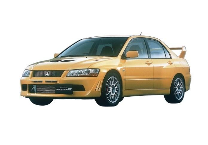 Mitsubishi-Lancer-Evolution-VII