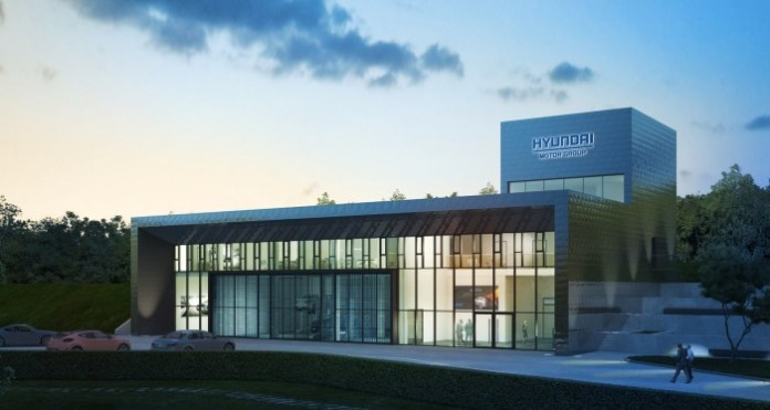 New Hyundai Motor vehicle test centre at Nurburgring (2)