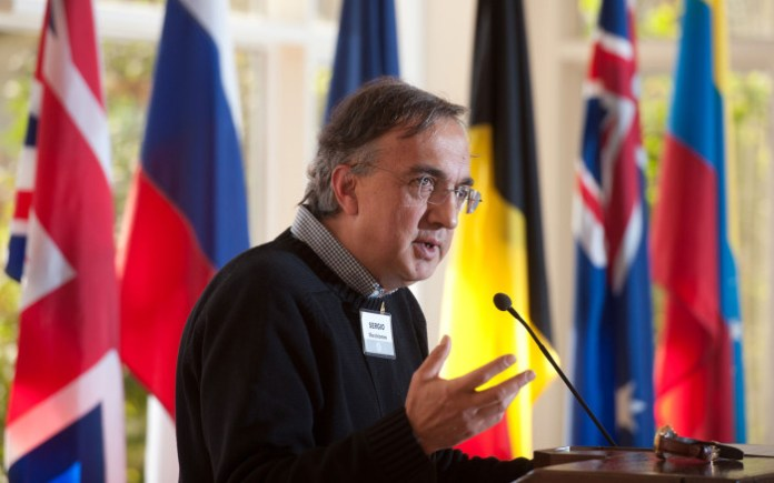 Sergio-Marchionne-speaking