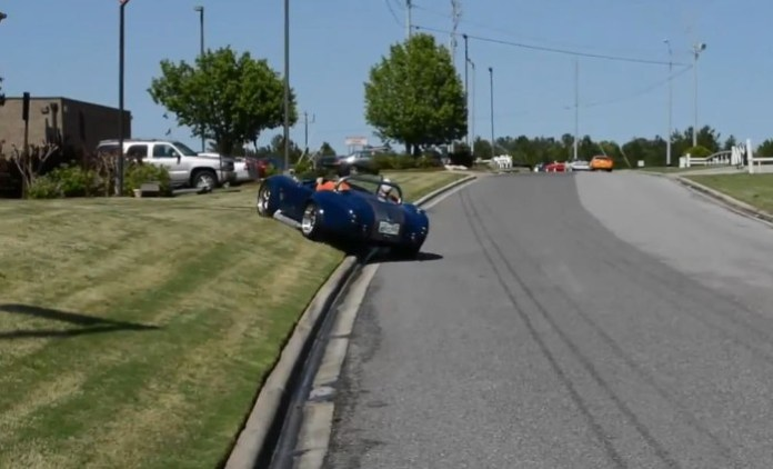 Shelby Cobra fail
