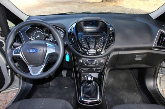 Test Drive: Ford B-Max EcoBoost 120 - 274