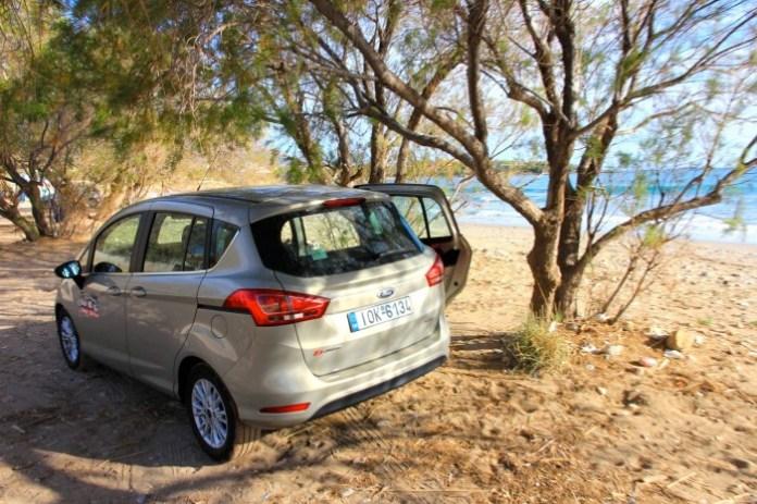 Test Drive: Ford B-Max EcoBoost 120 - 303
