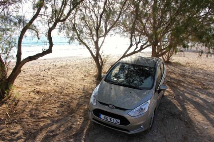 Test Drive: Ford B-Max EcoBoost 120 - 309