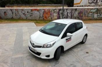 Test Drive: Toyota Yaris MultiDrive-S - 02