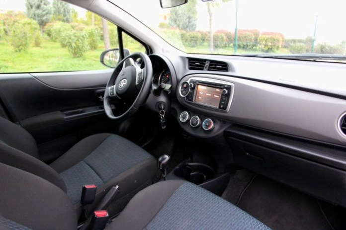 Test Drive: Toyota Yaris MultiDrive-S - 62