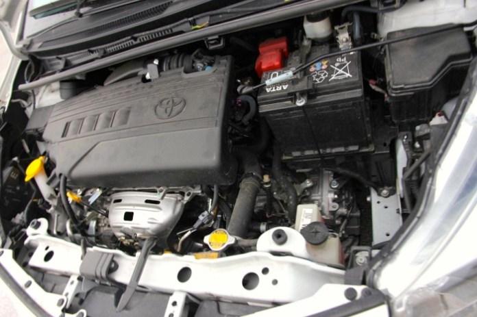 Test Drive: Toyota Yaris MultiDrive-S - 63