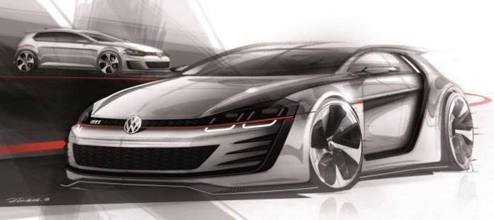 Volkswagen Design Vision GTI Concept (1)