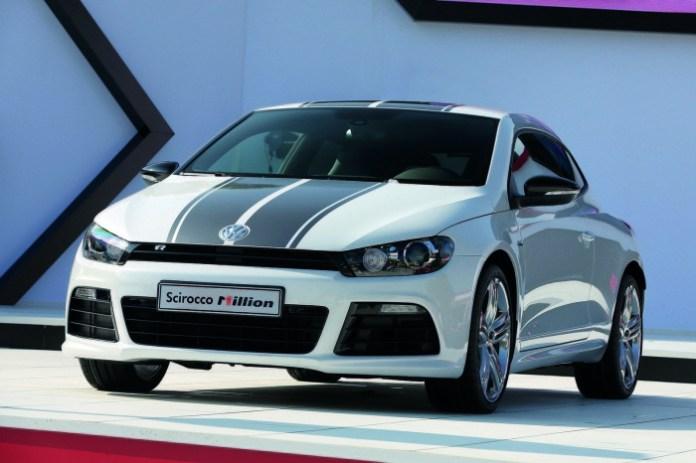 Volkswagen Scirocco R Million Concept