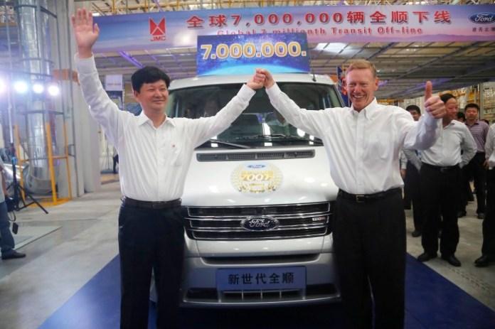 7 million Ford Transit Van (4)
