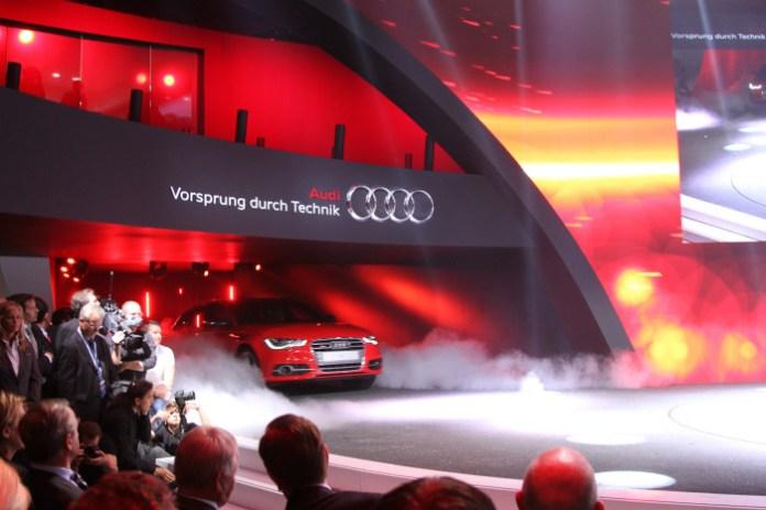 Audi iaa 2011