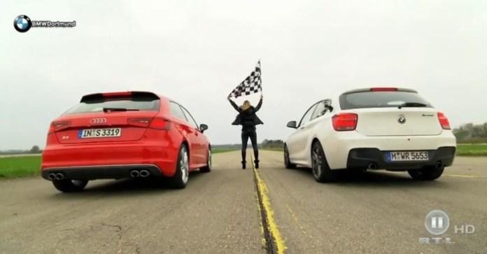 BMW M135i vs Audi S3
