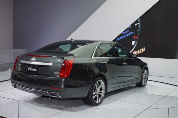 Cadillac CTS 2014 (1)