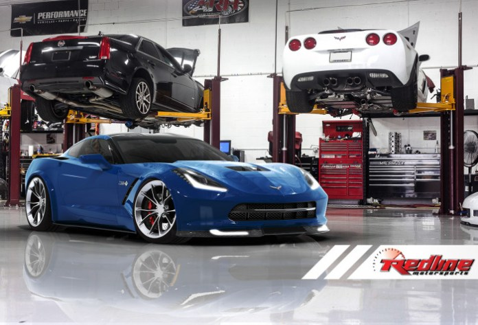 Chevrolet Corvette Stingray by Redline Motorsports (1)