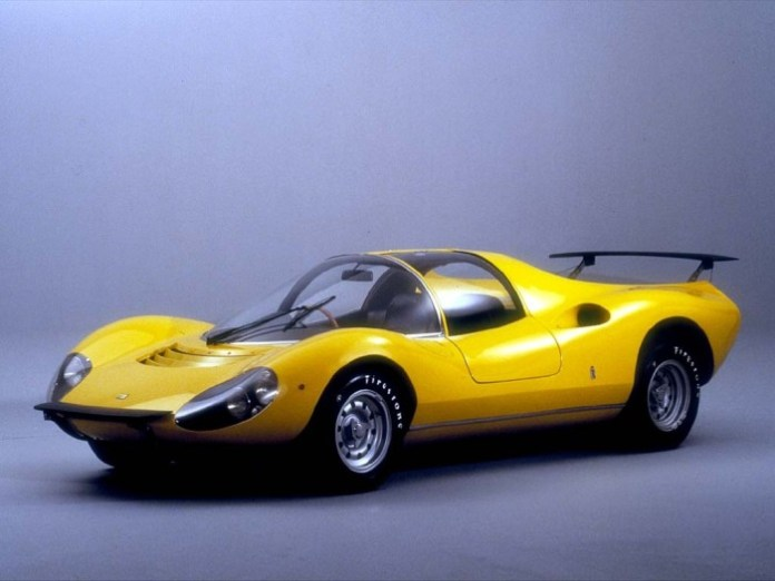 Ferrari Dino 206 Competizione Concept (1)