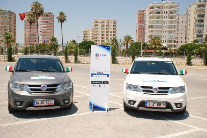 Fiat stars at the Mediterranean Games 2013 (1)