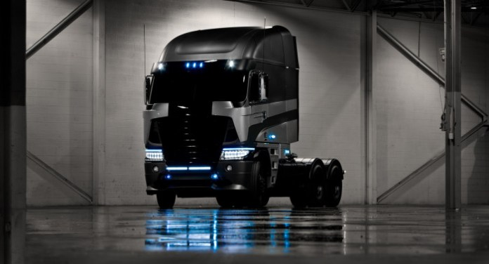 Freightliner Transformers 4