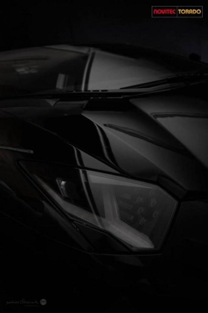 Lamborghini Aventador by Novitec Torado (2)