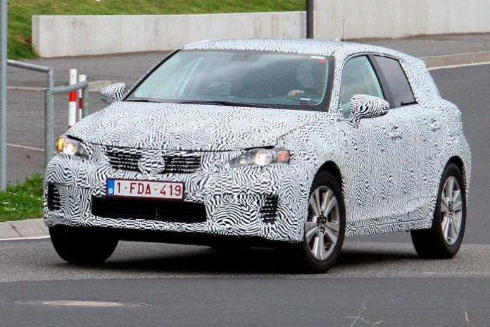 Lexus NX 2015 Spy Photos (2)