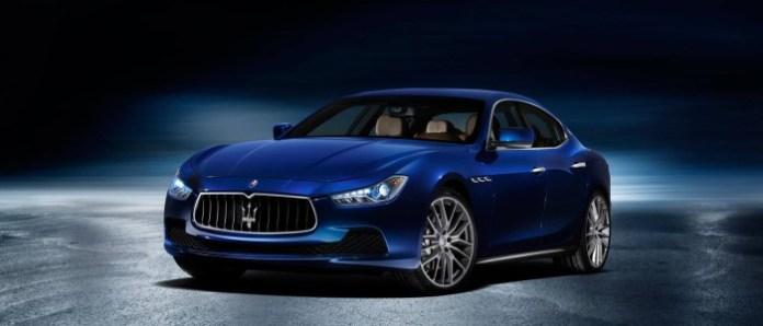 Maserati Ghibli 2014 in Blu Emozione (1)