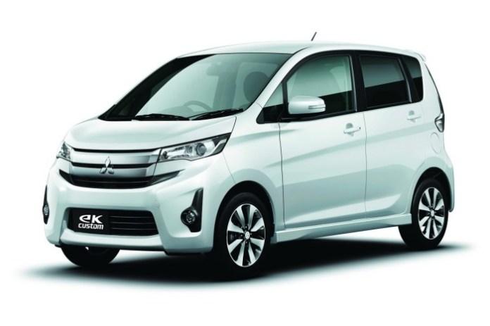 Mitsubishi eK Wagon and eK Custom (2)