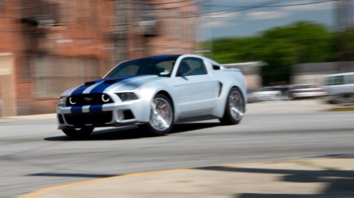 Need for Speed one-off mustang (3)