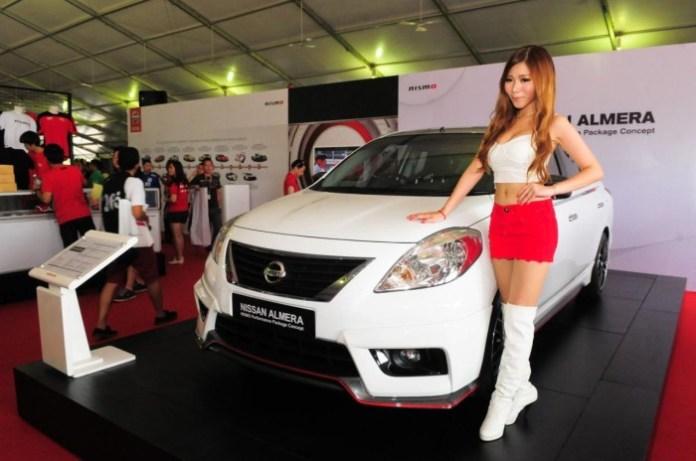 Nissan Almera Nismo Performance Concept (1)
