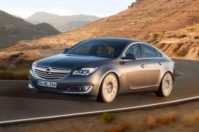 Opel Insignia Facelift 2013 (1)