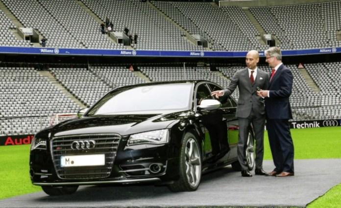 Pep Guardiola Audi S8 (1)