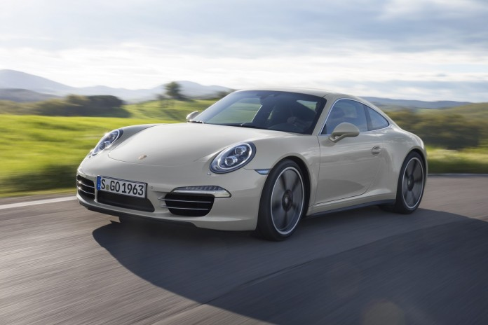 Porsche 911 50th Anniversary Edition (3)