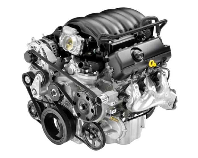V6 4.3-liter for 2014 GMC Sierra General Motors