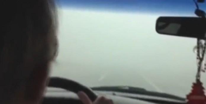 fog crash