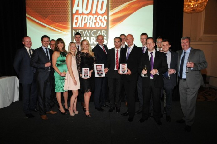 2013 Auto Express New Car Awards (2)