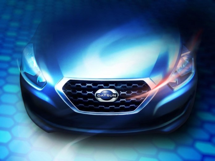 2013 Datsun teaser photo (2)