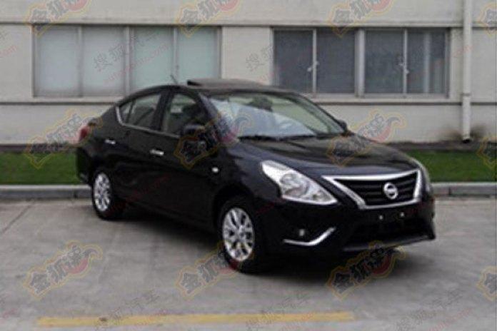 2014 Nissan Sunny (1)