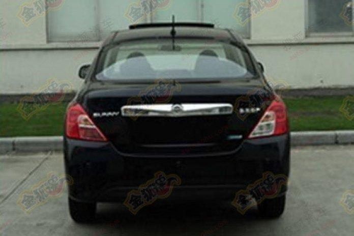 2014 Nissan Sunny (4)