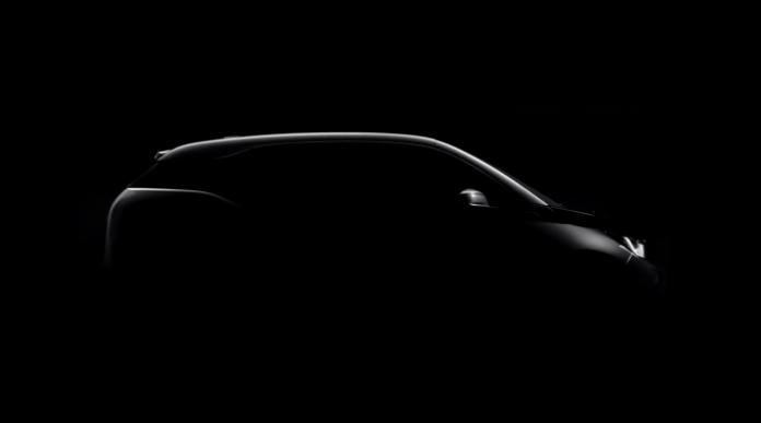 BMW i3 teaser