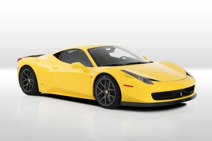 Ferrari 458 Italia by Vorsteiner (8)