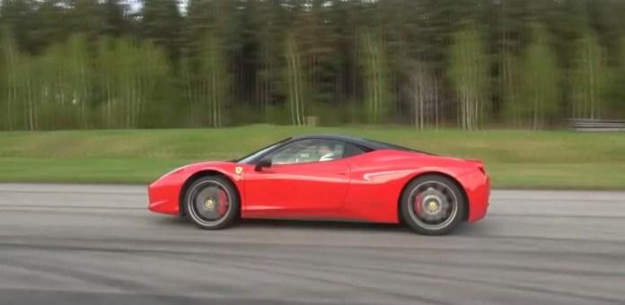 Ferrari 458 Italia vs Porsche 911 Turbo PDK