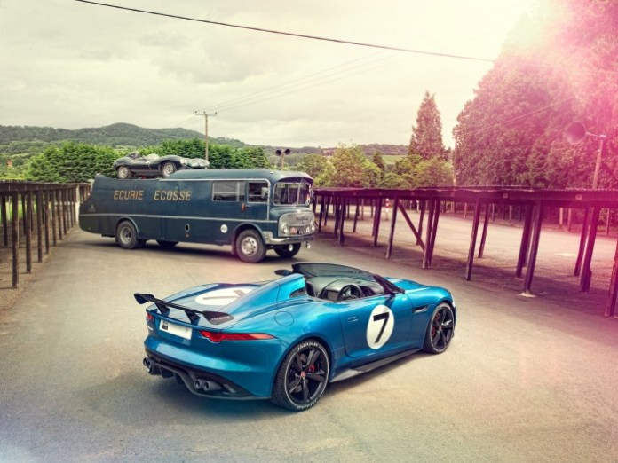 Jaguar Project 7 Concept
