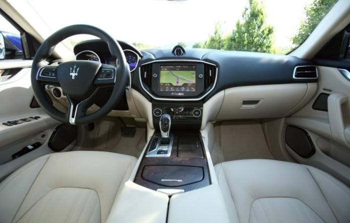Maserati Ghibli 2014 (174)