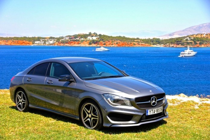 Mercedes-Benz CLA 200 Test Drive (119)