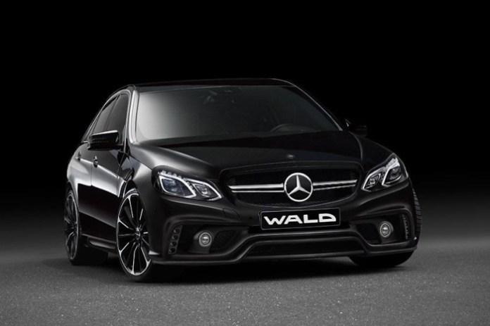 Mercedes-Benz E-Class 2014 by Wald International