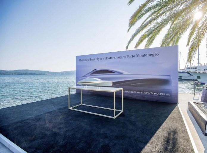Mercedes Silver Arrow of the Seas (1)