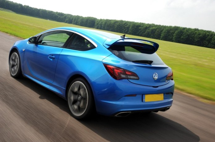 Opel Astra OPC by Superchips