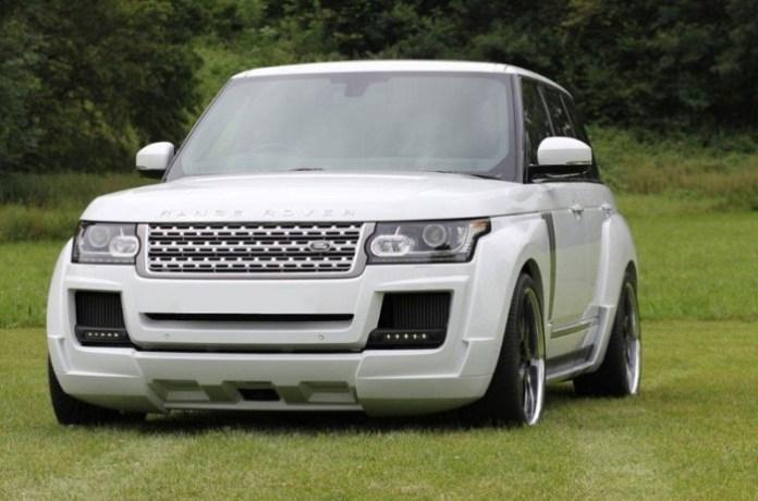Range Rover AR9 by Arden (3)