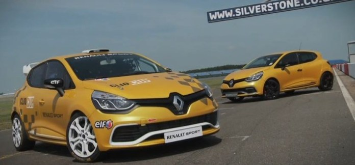 Renault Clio Cup Vs Renault Clio RS