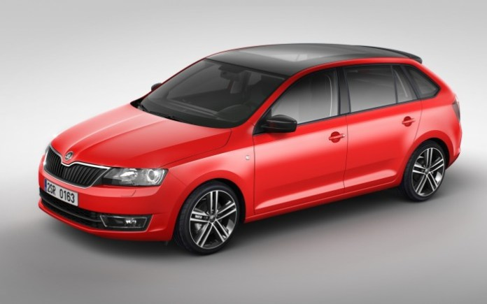 Skoda Rapid Spaceback 2014 (1)