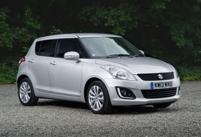 Suzuki Swift facelift 2013 (1)