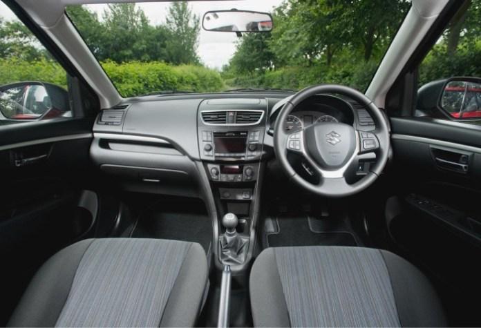 Suzuki Swift facelift 2013 (4)